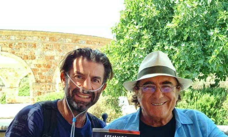 Al Bano e Carlo Calcagni
