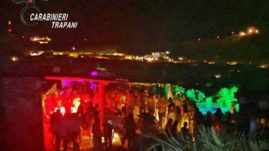 covid - festa - pantelleria