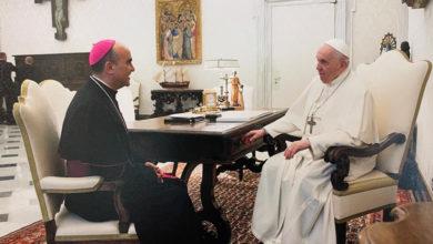vescovo - ragusa - papa