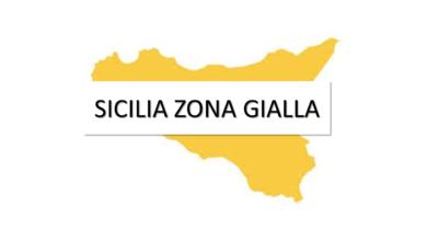 covid - sicilia gialla