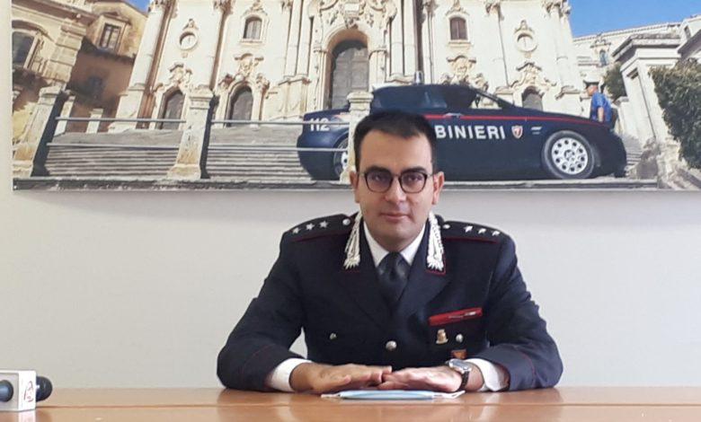 modica - carabinieri