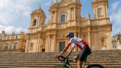 ciclismo - giro della sicilia